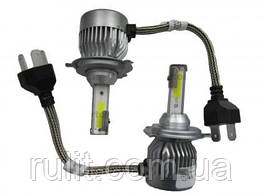 Светодиодные LED лампы H4 STINGER C9 /9-36v36w/P43T/3200Lm/5500K Автомобильные лампы автолампы для автомобилей