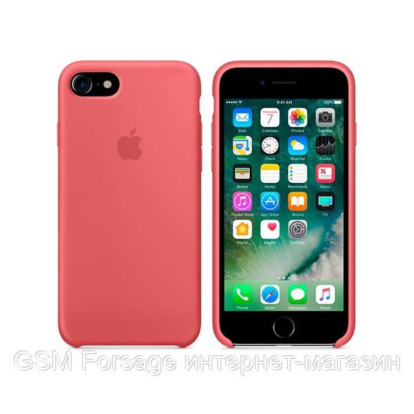 Чехол (Silicone Case) для iPhone 7 / iPhone 8 Camelia