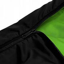 Спальный мешок SportVida SV-CC0003 Black/Green, фото 3