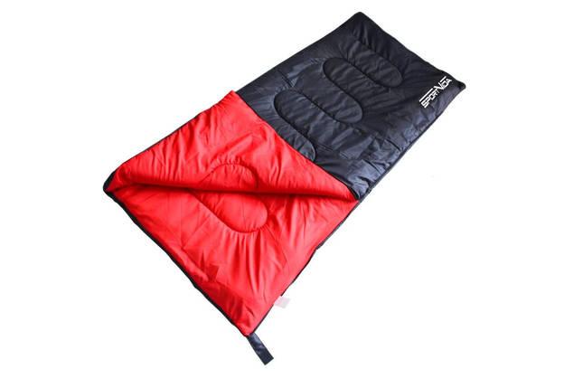 Спальный мешок SportVida SV-CC0007 Black, фото 2