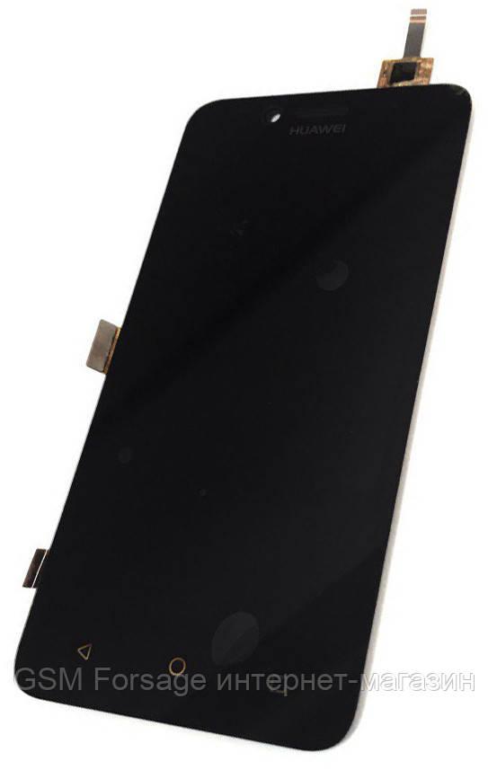 Дисплей Huawei Y3 II 4G / LTE (LUA-L01) complete Black