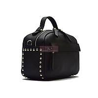 Женская кожаная сумка кросс-боди Italian fabric bags 1166