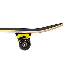 Скейтборд Nils Extreme CR3108SA Antihero, фото 3