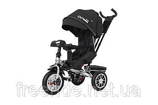 Детский трехколесный велосипед TILLY CAYMAN T-381/4 (лён)