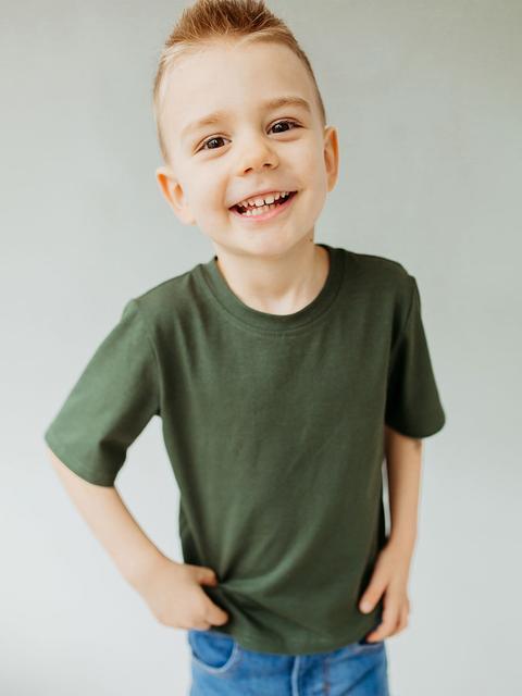 Дитячі футболки для хлопчиків