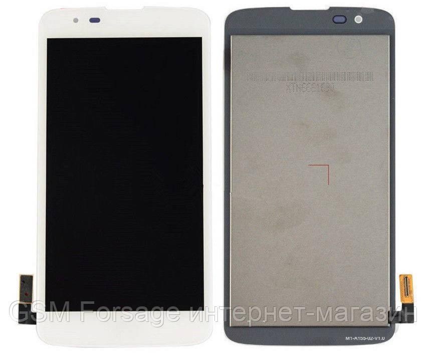 Дисплей LG K7 / MS330 K7 / Tribute 5 LS675 complete White