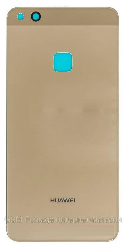 Задняя часть корпуса Huawei P10 Lite (WAS-LX1) Gold