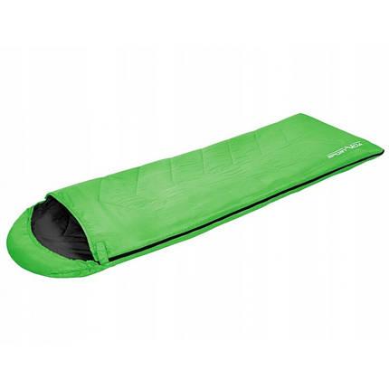 Спальный мешок SportVida SV-CC0016 Green/Black, фото 2