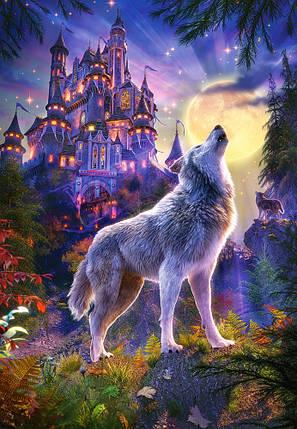 Пазлы Волчий замок на 1000 элементов, фото 2