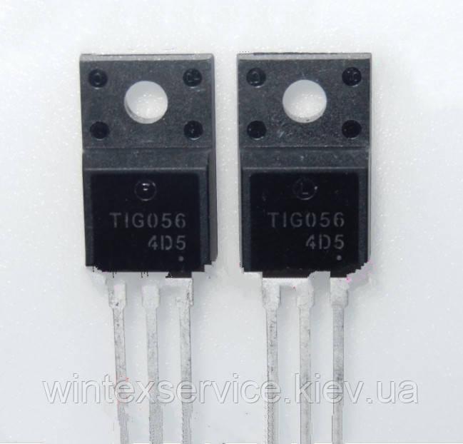 Транзистор TIG056BF TO-220F 240A 430V