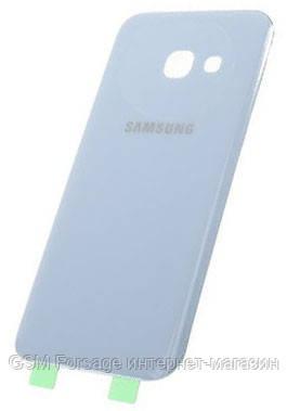 Задняя часть корпуса Samsung Galaxy A3 SM-A320F (2017) Blue