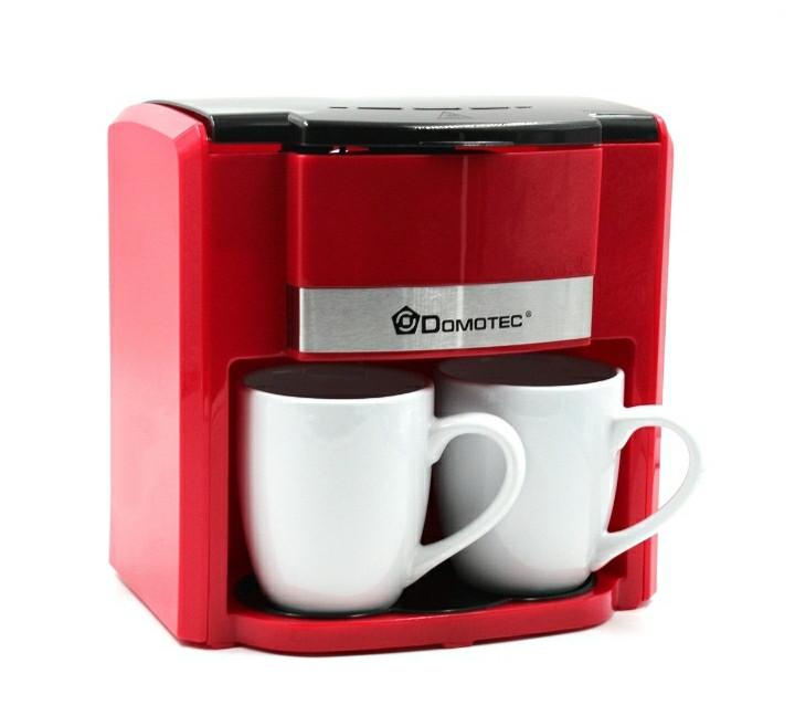 Кофеварка + чашки Domotec