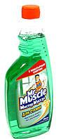 Мистер Мускул средство для стекол с нашатырным спиртом 500мл. запаска