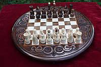 Шахматы-шашки 37 Королевские 4, фото 1