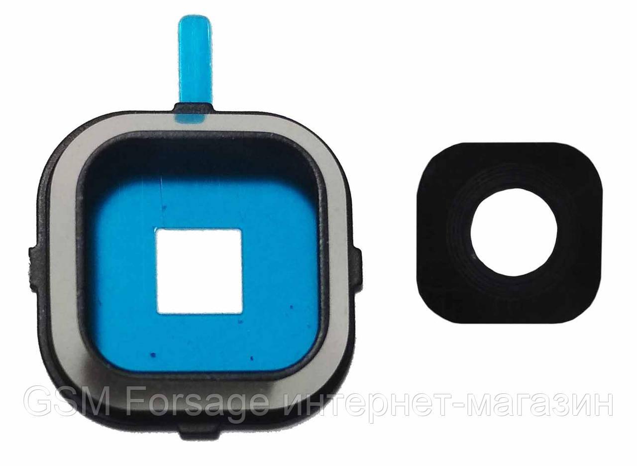 Стекло камеры Samsung A700 Galaxy A7 Black