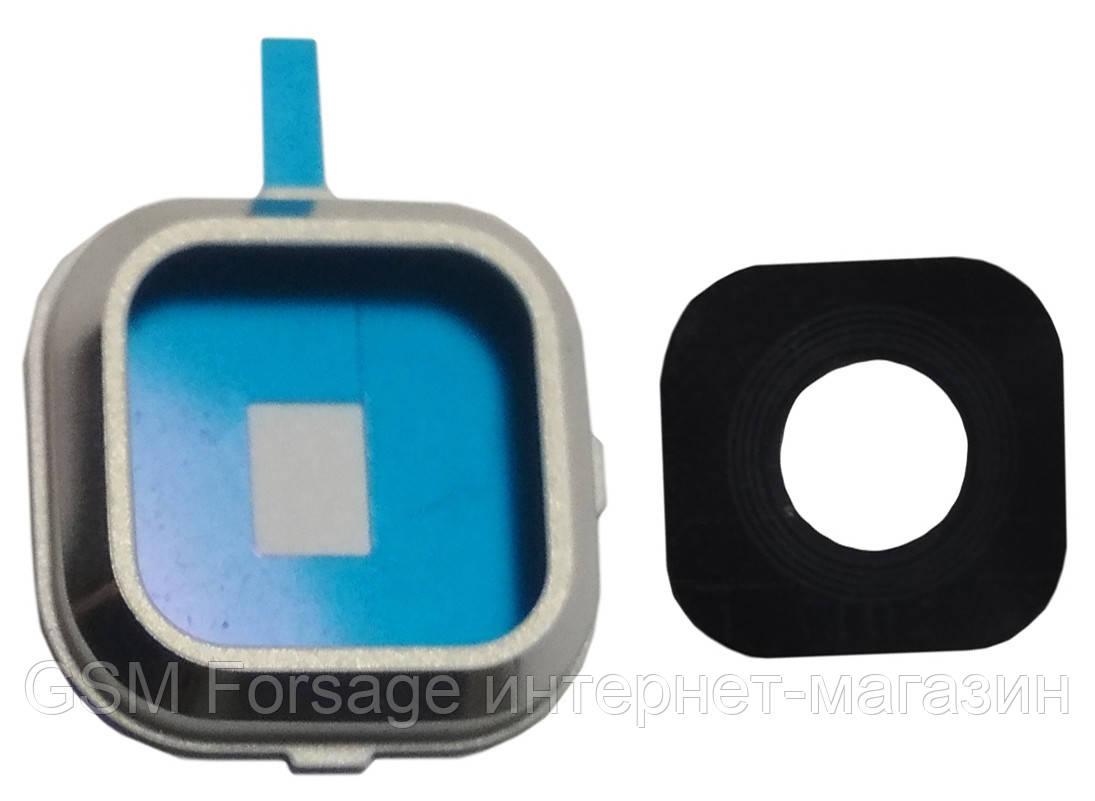 Стекло камеры Samsung A500 Galaxy A5 White