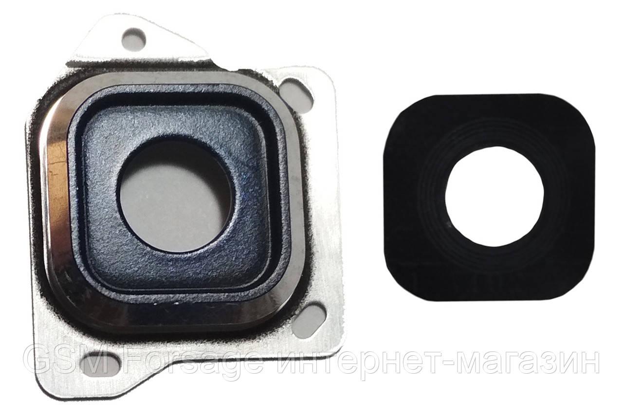 Стекло камеры Samsung A300 Galaxy A3 Black