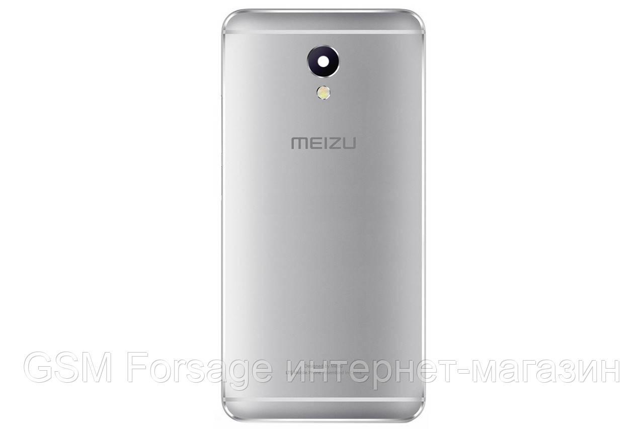 Задняя часть корпуса Meizu M5 Note (M621) Gray