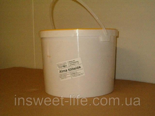 Фруктовая начинка яблоко в желе термостабильная Victon 11 кг/ведро