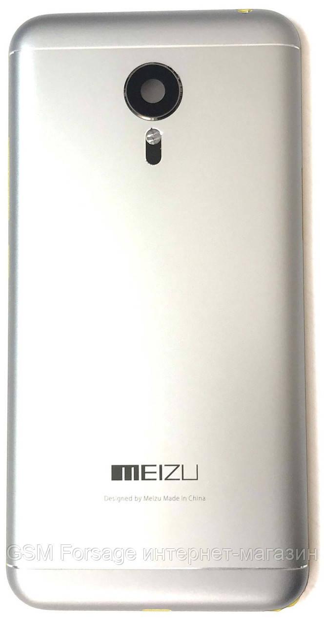 Задняя часть корпуса Meizu MX5 Gray