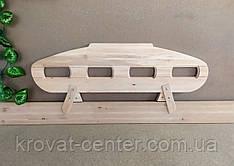 """Защитный бортик прищепка для детской кровати """"Лунтик"""" (цвет на выбор) 110 см."""