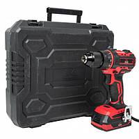 Дрель-шуруповерт аккумуляторная Vitals Professional AUpd 18/2tli Brushless kit