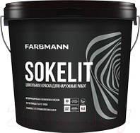 Краска для фасада Farbmann Sokelit LC 0.9