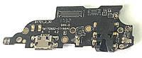 Разъем зарядки Meizu M6 Note Charge (с платкой)