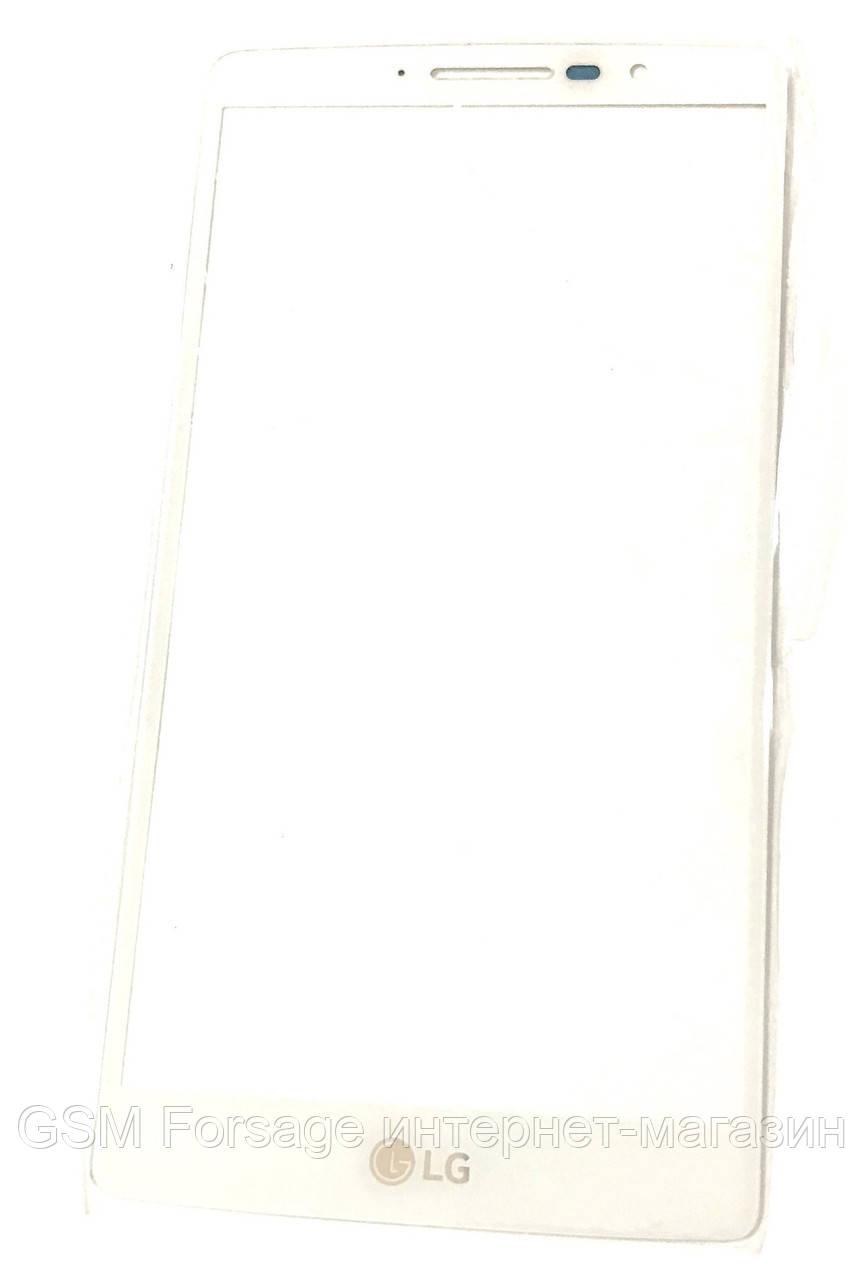 Стекло дисплея LG H540F G4 Stylus Dual / H542 G4 Stylus / H631 G4 Stulys White (для переклейки)