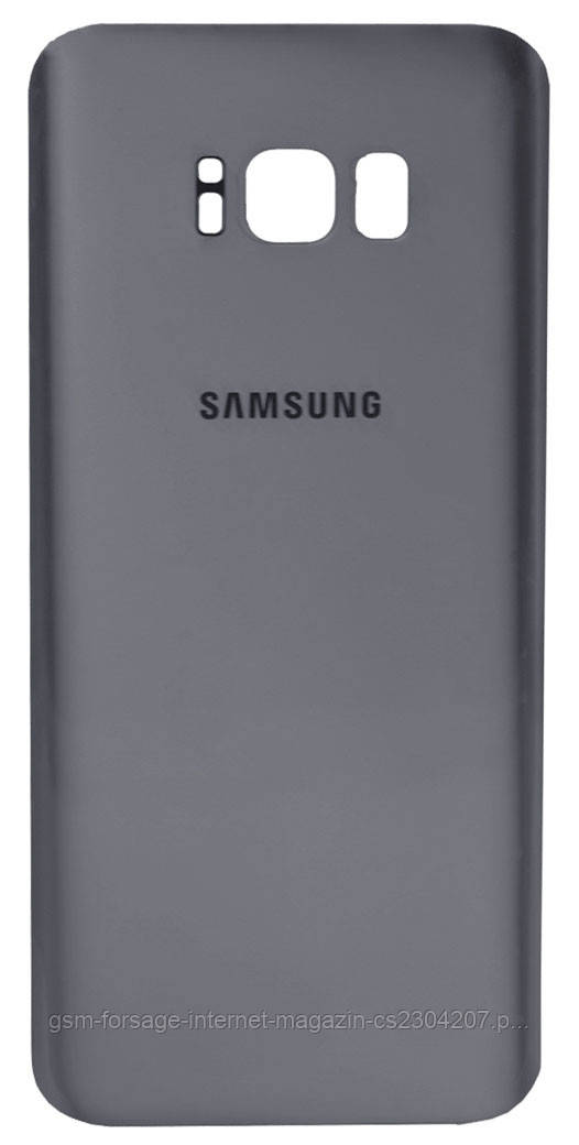 Задняя часть корпуса Samsung Galaxy S8 Plus / G955 Grey