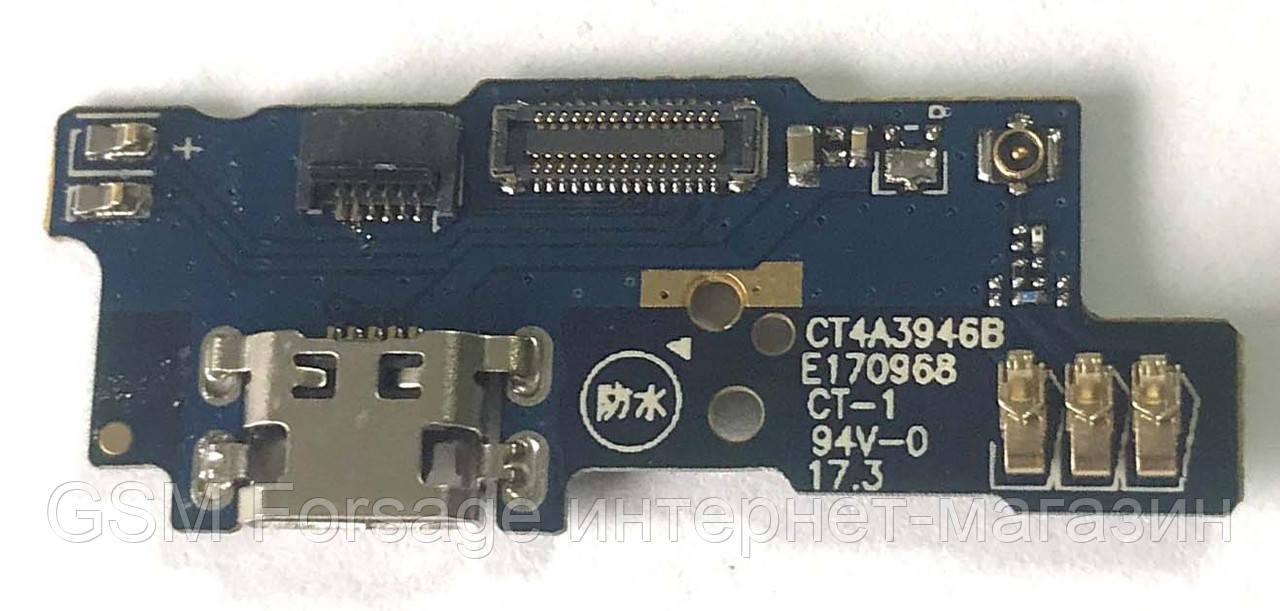 Разъем зарядки Meizu M5c (M710H / с платкой)