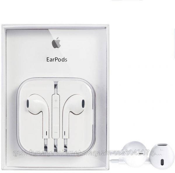 Наушники Apple EarPods (3.5 mm) Original