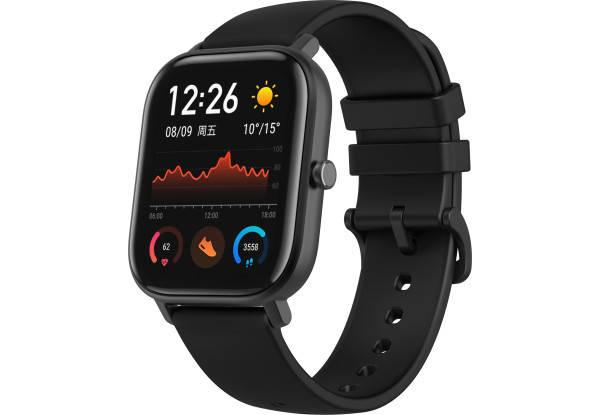 Смарт часы Xiaomi Amazfit GTS gray, фото 2