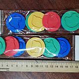 Набор формочек для лепки из 6и., фото 2
