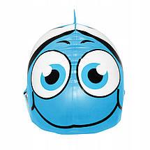 Шапочка для плавания детская SportVida SV-DN0016JR Blue, фото 2