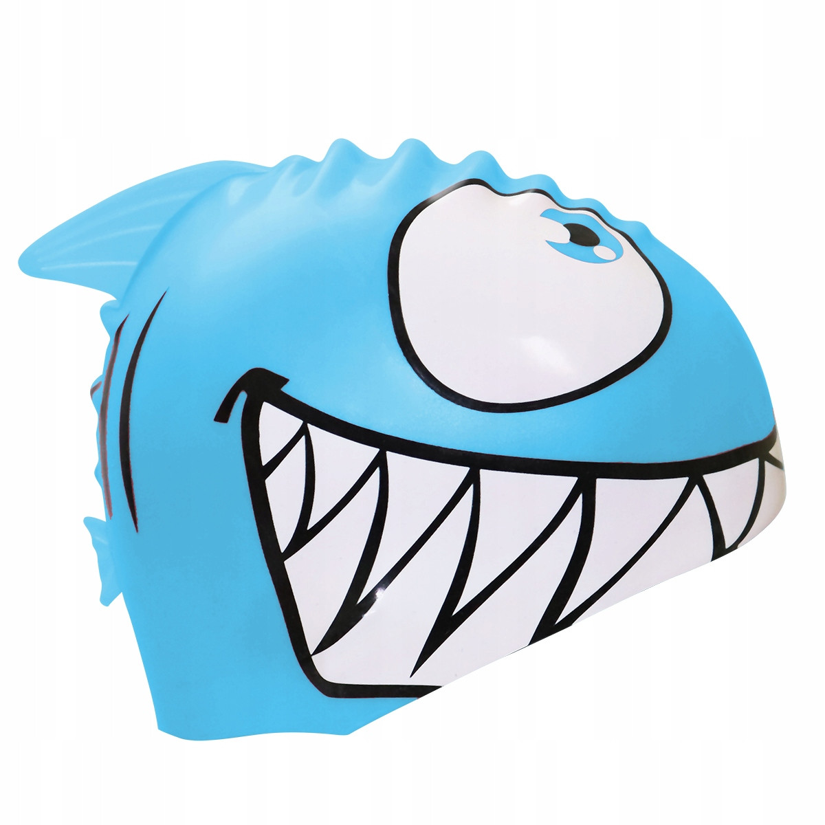 Шапочка для плавания детская SportVida SV-DN0017JR Blue