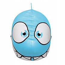 Шапочка для плавания детская SportVida SV-DN0017JR Blue, фото 3