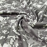 Тактический гольф с длинным рукавом Lesko A659 Camouflage ACU M мужская водолазка для полиции дышащая, фото 5