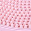 Балансировочная подушка (сенсомоторная) массажная Springos PRO FA0089 Pink, фото 2