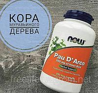 Now Foods, Кора муравьиного дерева, 500 мг, 250 капсул, официальный сайт