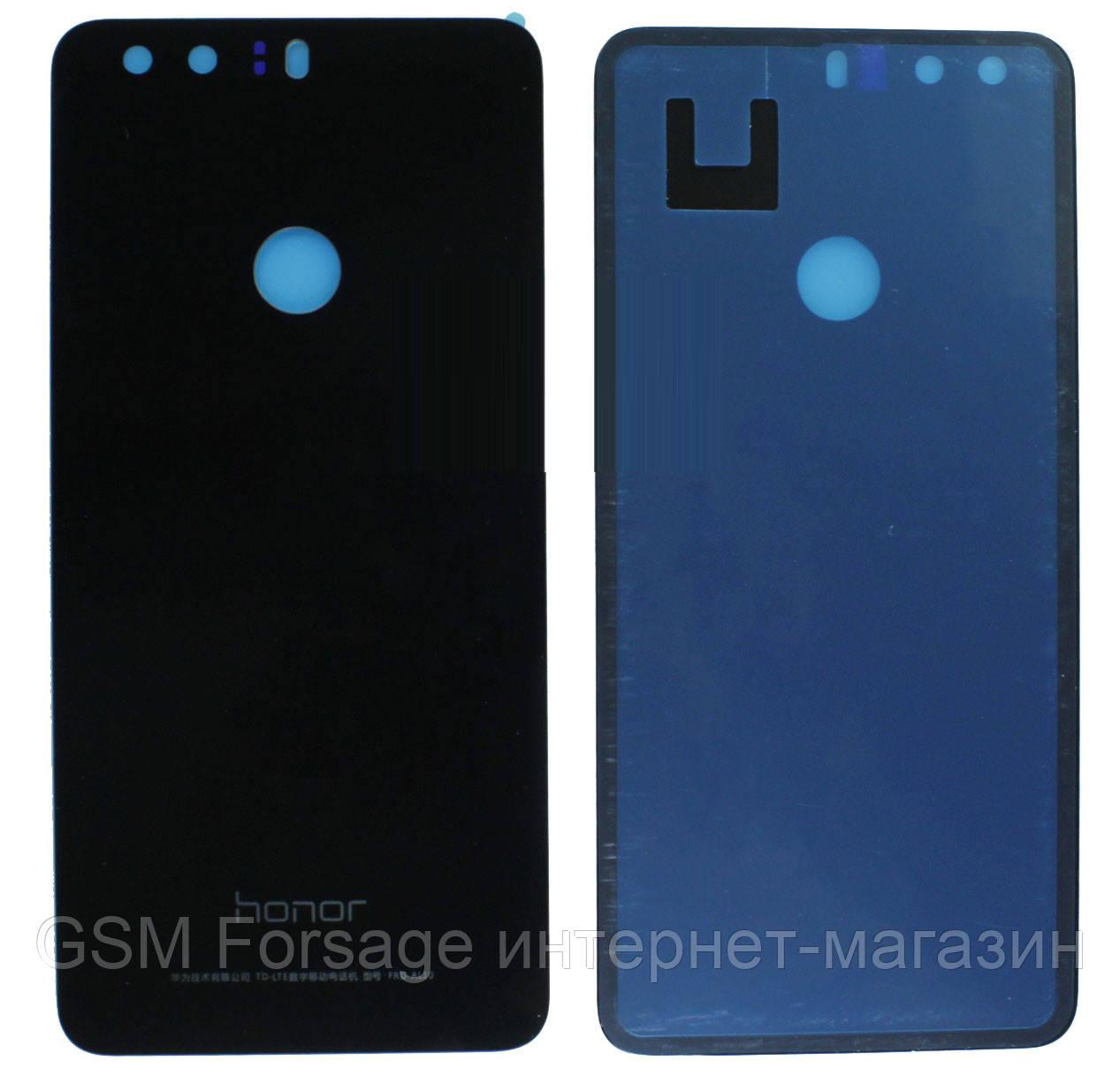 Задняя часть корпуса Huawei Honor 8 (FRD-L09) Black