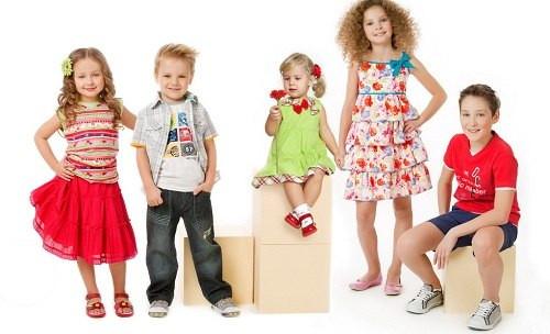 Детская одежда Польша, Венгрия, Украина