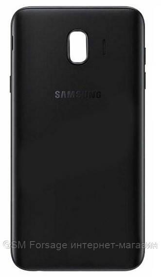Задняя часть корпуса Samsung Galaxy A6 (2018) A600 Black