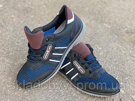 Кроссовки спортивные взрослые DAGO M91, фото 2
