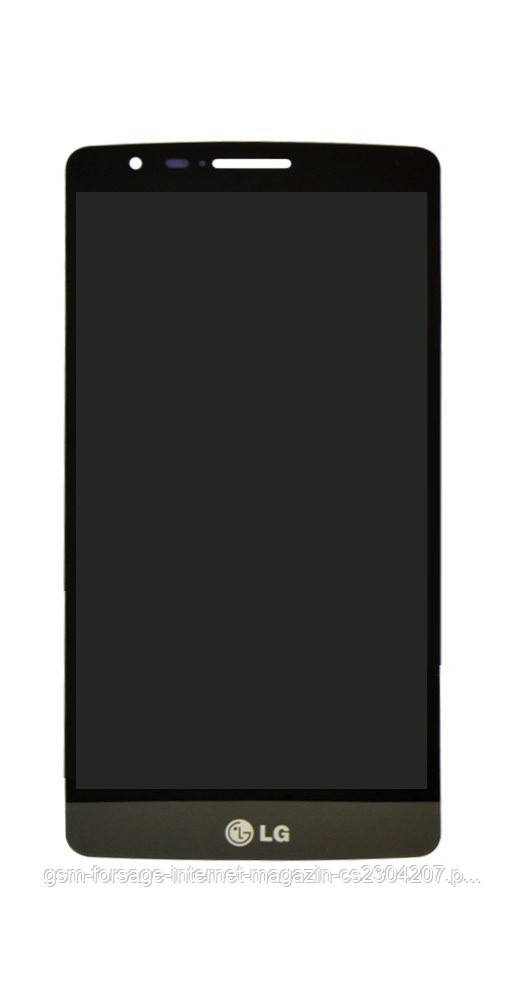 Дисплей LG G3S D722 / D723 / D724 / D725 complete with touch Gold