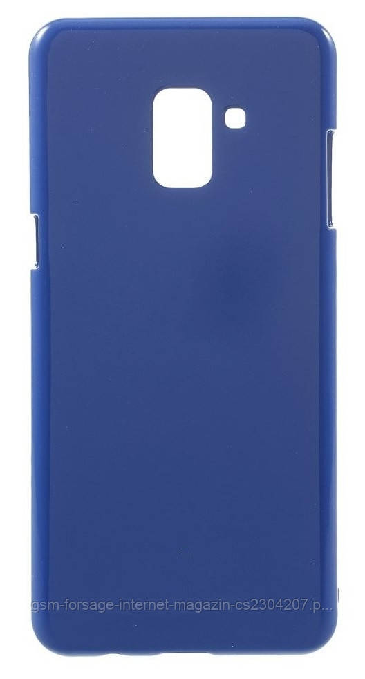 Чехол для Samsung A8 Plus SM-A730 Blue