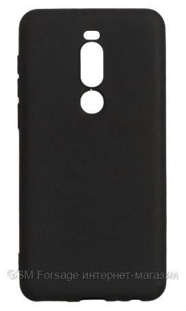 Задняя часть корпуса Meizu M8 Black