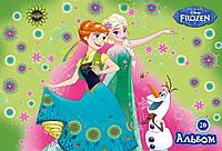 Альбом для рисования Ранок Frozen- Колдовство Эльзы А4 20 листов