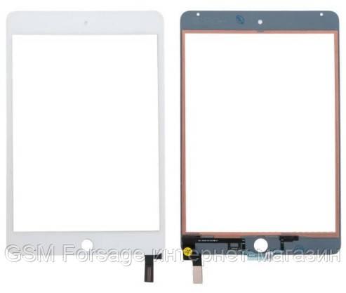 Тачскрин iPad Mini 4 White (A1538 / A1550)
