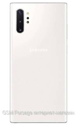 Задняя часть корпуса Samsung N970 Galaxy Note 10 Aura White